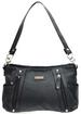 Cowhide Leather Large Single Short Strap Shoulder Bag