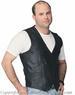 Men's Classic Side Lace VEST With Gun Pocket