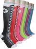 Ladies SNEAKER knee high sock