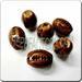 Medium JEWELRY Ceramic Sport Bead - American Football