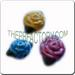 Ceramic JEWELRY shaped bead - Roses