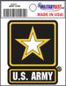 36 Pack of U.S. Army Star Licensed DECALs - USA
