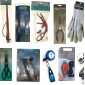 Fishing Tool Deal - 100 pc. case - PLIERS, knives & more