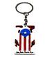 Puerto Rico Old San Juan DOOR Keychain