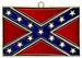 Rebel FLAG Suncatcher