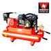6.5 HP 10 Gal Gas Air Compressor, BELT Drive (Two x 5Gal Tanks)