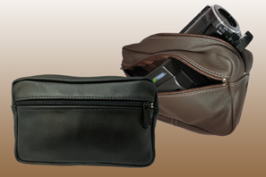 Leather Belt Pouch (While supplies Last!)
