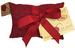HOT CHERRY pit PILLOW Ultra Suede NECK WRAP