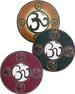 OM Mirror in Assorted Colors, 12 inches