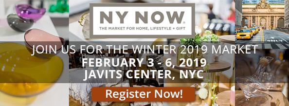 NY Now trade show